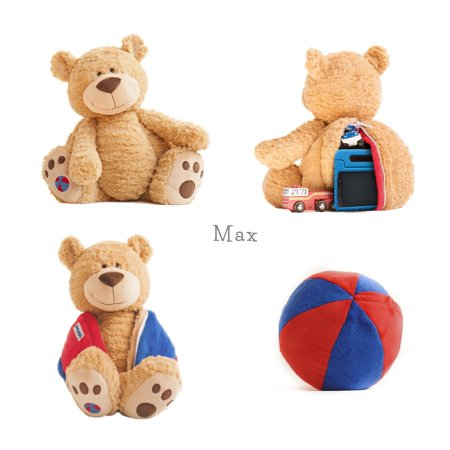 Buddy Ball - Max Honey Bear