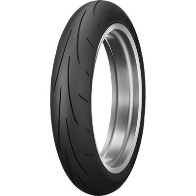 Dunlop Sportmax Q3+ Front Motorcycle Tire 120/70ZR-17 (58W) for KTM 790 Duke