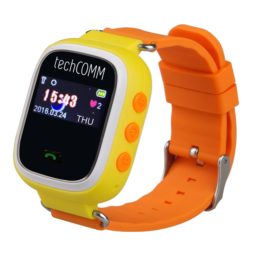 TechComm G900 Kids GPS Smart Watch for T-Mobile only
