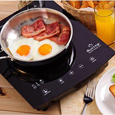 SECURA duxtop 1800-watt touch sensitive induction cooktop...