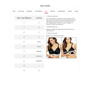 6f0d295dad Leading Lady - Plus Size Low-impact Cotton Leisure Bra By Leading ...