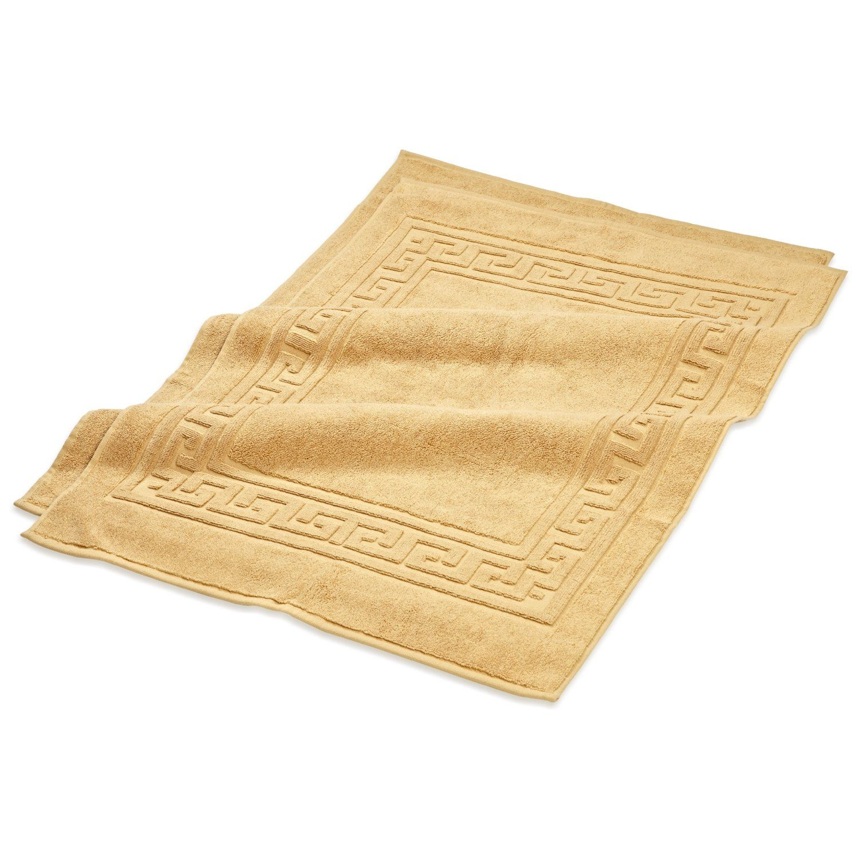 Superior 900GSM Egyptian Cotton 2-Piece Bath Mat Set