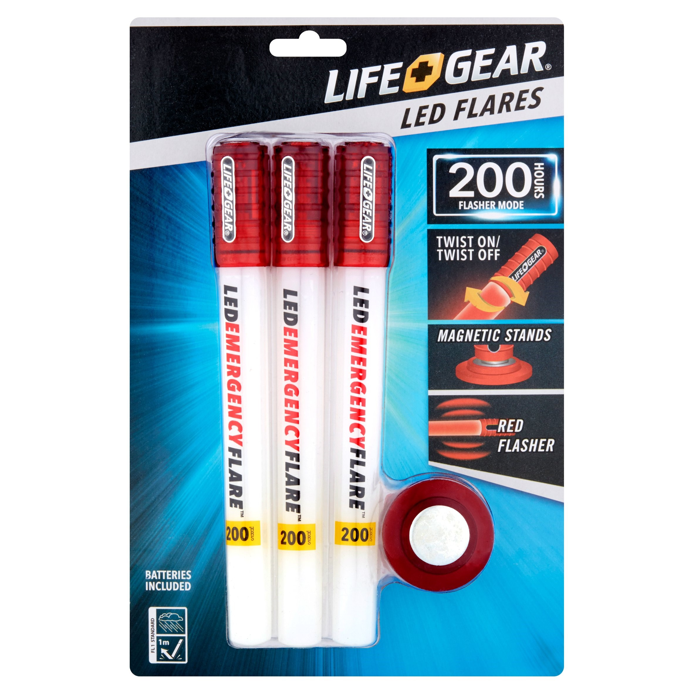 Life Gear LED Flares