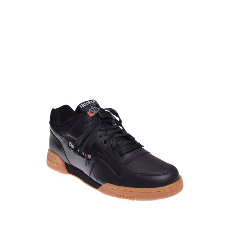 f536e80a28ac5 Reebok - Reebok Workout Plus Men s Shoes Black Carbon Classic Red Reebok  Royal cn2127 - Walmart.com