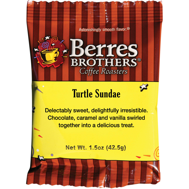 Berres Brothers Coffee Roasters Turtle Sundae Coffee, 1.5 oz
