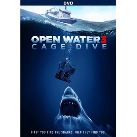 Open Water Dive (Open Water 3: Cage Dive (DVD) )