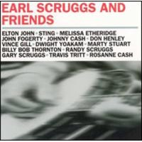 Earl Scruggs - Earl Scruggs & Friends [CD]