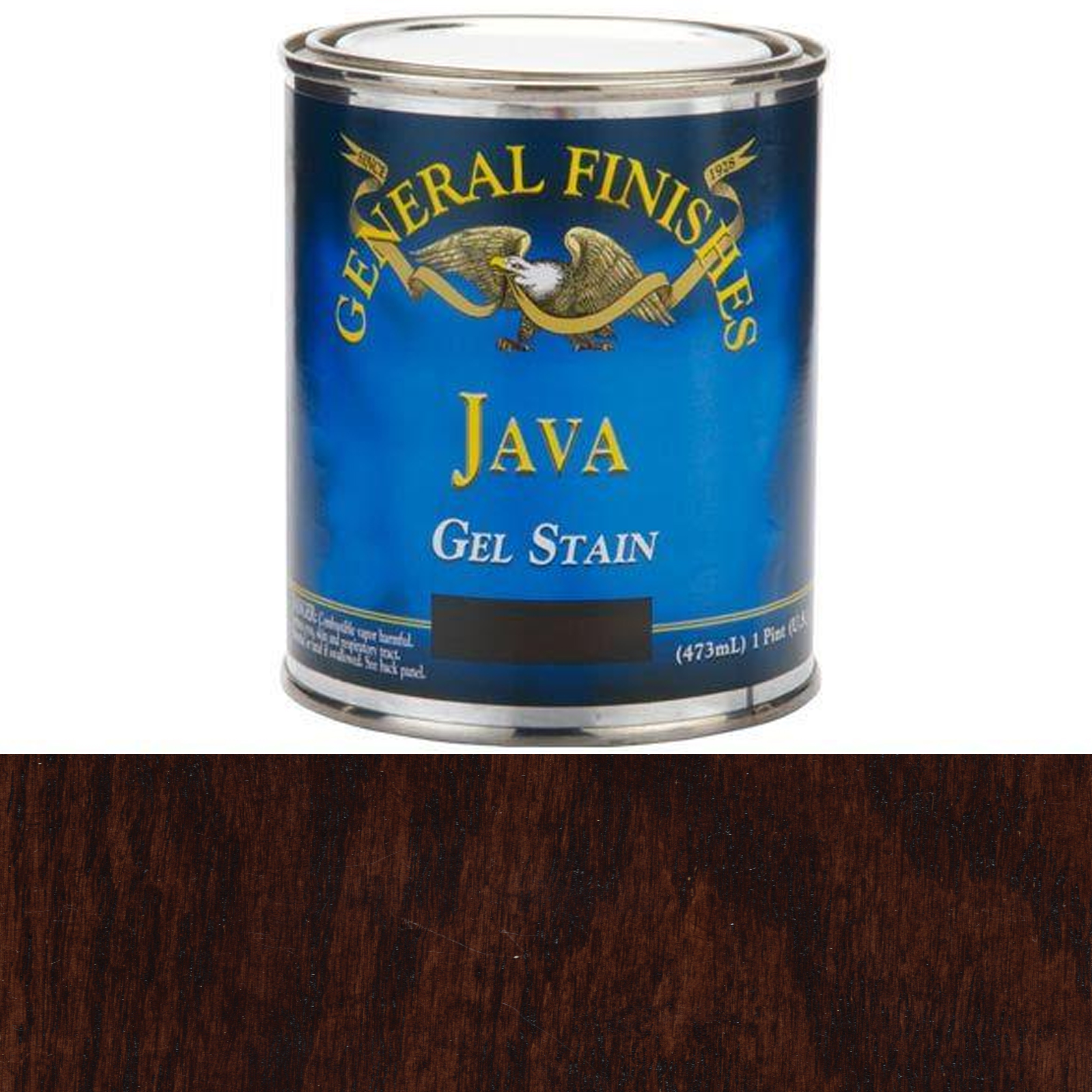 Java Gel Stain, Pint