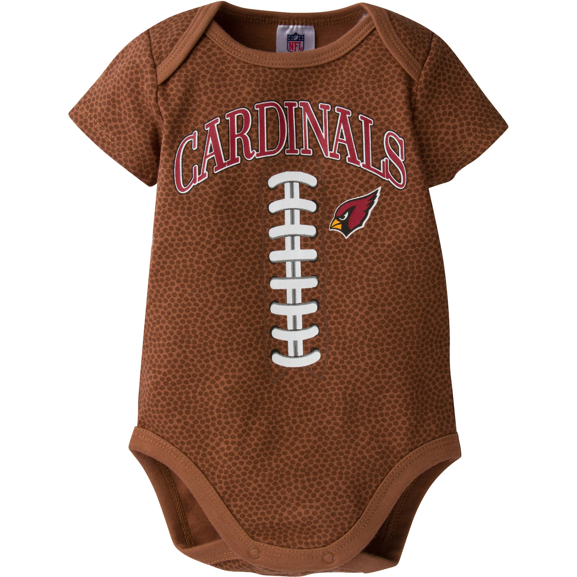 NFL Arizona Cardinals Baby Boys Football Print Bodysuit