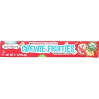 TORIE & HOWARD: Candy Fruit Chewie Pomegranate Nectarine Stick, 2.1 oz