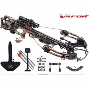 TenPoint Vapor 360FPS ACUdraw RangeMaster Pro Scope Crossbow Package CB13004-7412
