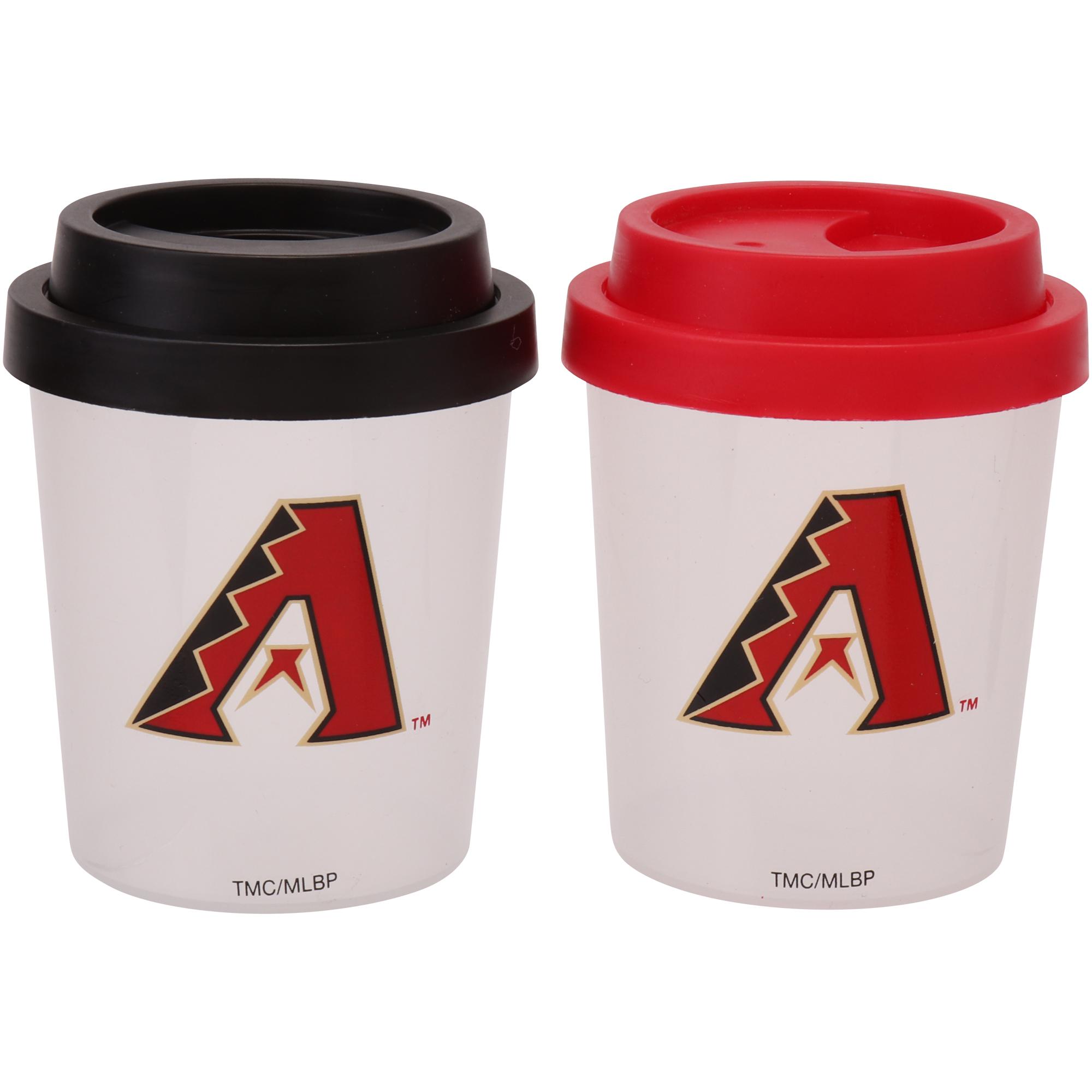 Arizona Diamondbacks Plastic Salt & Pepper Shaker - No Size