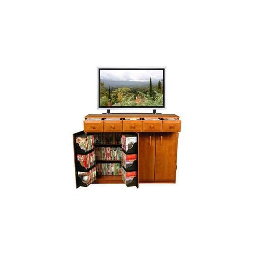 Venture Horizon Top Load with Drawers Black cherry 2368