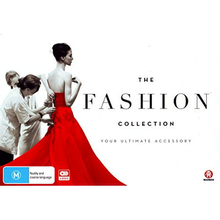 The Fashion Collection - 4-DVD Box Set ( Dior and I / About Face: Supermodels Then and Now / The September Issue / Jeremy Scott: The People's Designer [ NON-USA FORMAT, PAL, Reg.4 Import - Australia (Best Australian Fashion Designers)