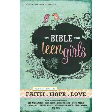 Version Of Free Teen Bible 42
