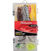 Shakespeare Complete Bass Tackle Box Kit