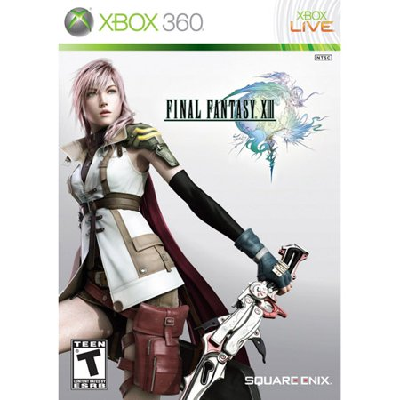 Final Fantasy XIII (Xbox 360) (Final Fantasy 13 Lightning Returns Xbox 360)