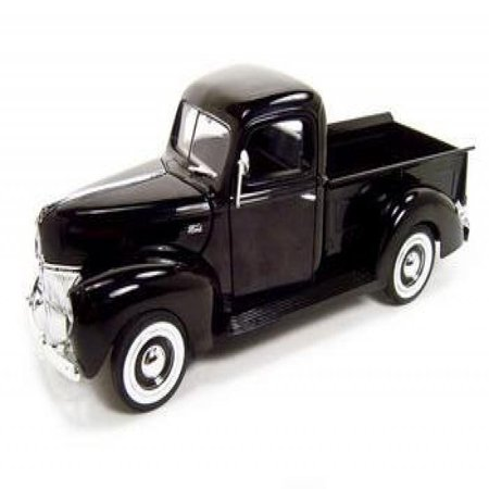 1940 Ford Pickup Truck 1 18 Black By Tds
