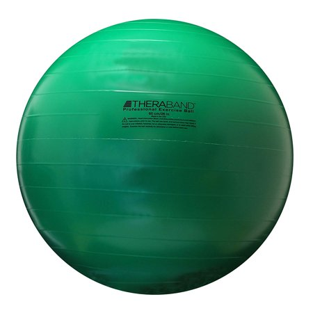 Exercise Ball, Stability Ball with 65 cm Diameter for Athletes 5'7