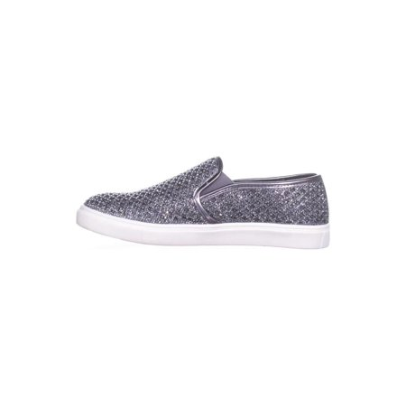 Womens Eidyth Fabric Low Top Slip On Fashion Sneakers