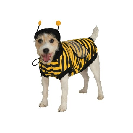 Bumblebee Dog Costume (Halloween Bumble Bee Pet)