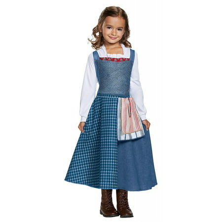 Belle Village Dress Child Costume - X-Small](Southern Belle Dress)