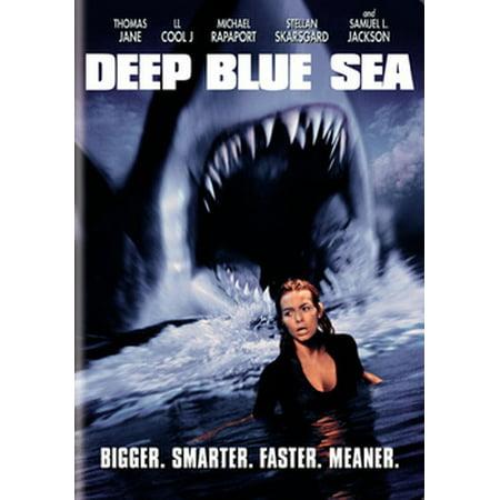Deep Blue Sea (DVD) - Tarzan Jane Halloween