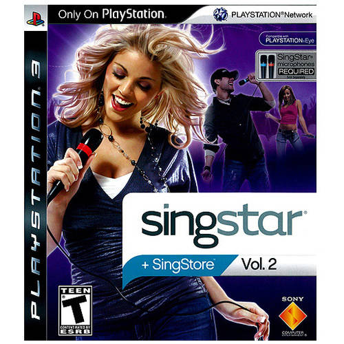 Singstar Vol.2 (PS3) - Pre-Owned - Game Only