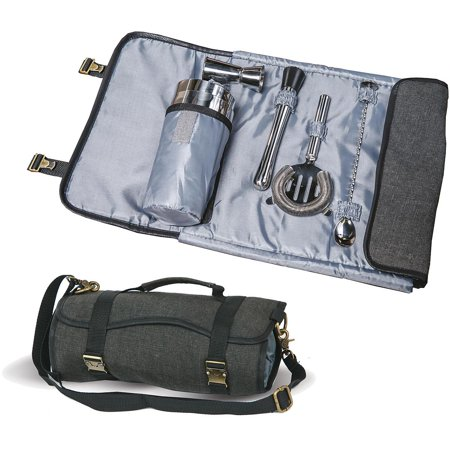 Picnic Plus Roll Up Cocktail Tool Travel Set