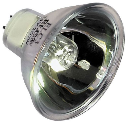 MBT Lighting ELC3_85100 24 Volt/250 Watt Long-Life Stage Light Bulb Multi-Colored