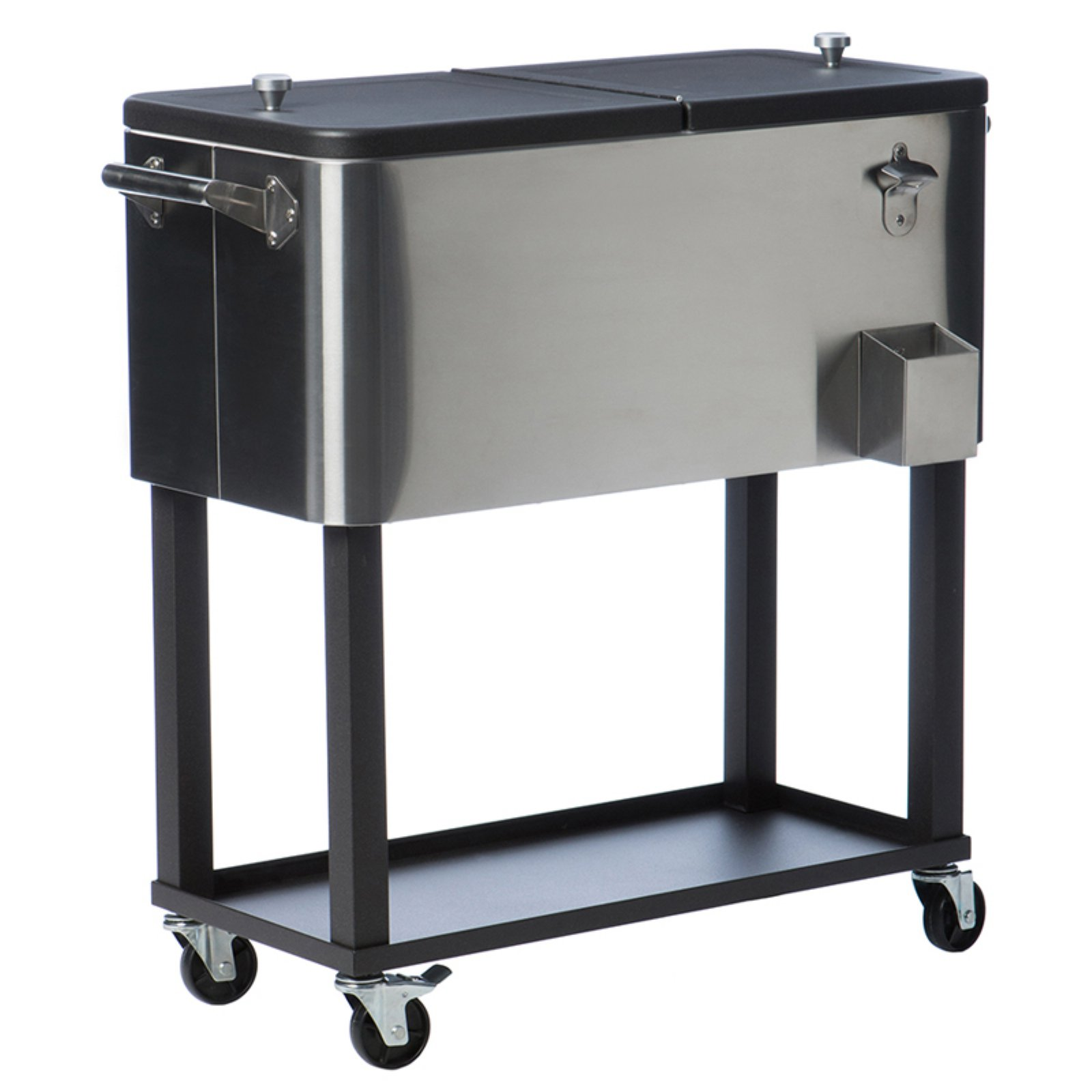 Trinity Stainless Steel Cooler with optional Cover
