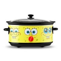 Nickelodeon SpongeBob 7-Quart Slow Cooker