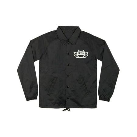 Five Finger Death Punch Men's Jacket Small Black