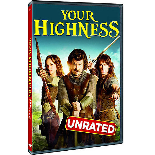 Your Highness (DVD   Movie Cash) (Anamorphic Widescreen)