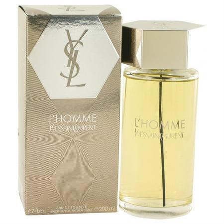 L'homme Cologne by Yves Saint Laurent, 6.7 oz Eau De Toilette Spray - image 1 de 3