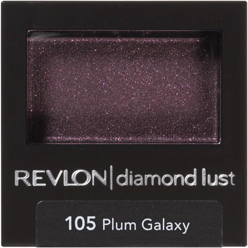 Revlon Luxurious Color Diamond Lust Eye Shadow, 105 Plum Galaxy, 0.028 oz