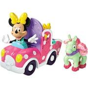 Disney Minnie Mouse Polka Dot Pony Cart