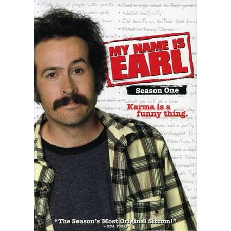My Name Is Earl  Season One  Widescreen