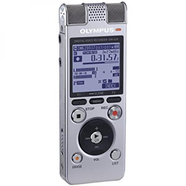 Olympus 142665 DM-620 SLV Voice Recorder by Olympus