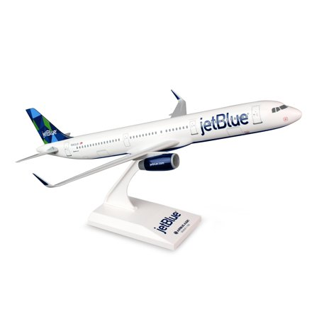 Skymarks Jetblue A321 Prism Livery Model Airplane