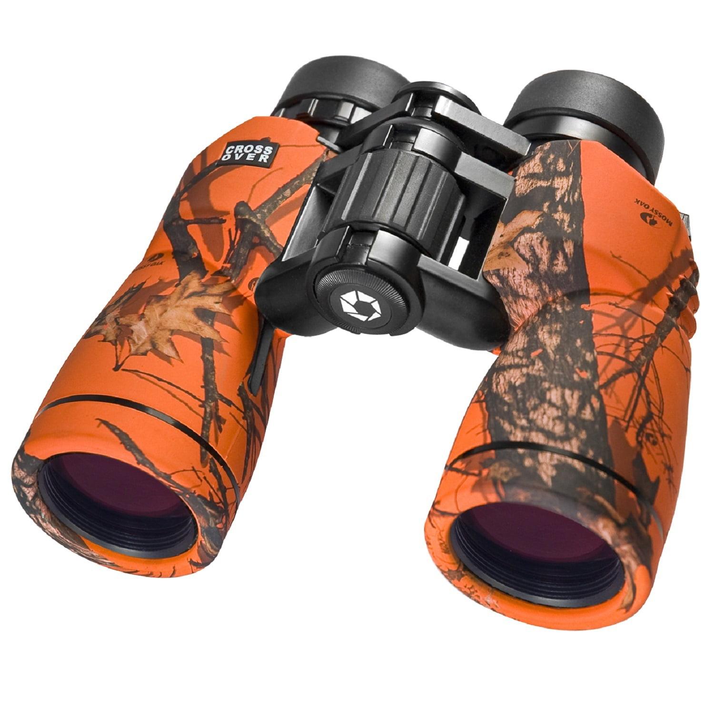 Barska 10x42 Waterproof Crossover Binoculars-Mossy Oak Blaze by Barska