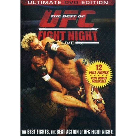 Ultimate Fighting Championship: The Best of Fight Night (Deluxe (Josh Koscheck Vs Chris Leben Full Fight)