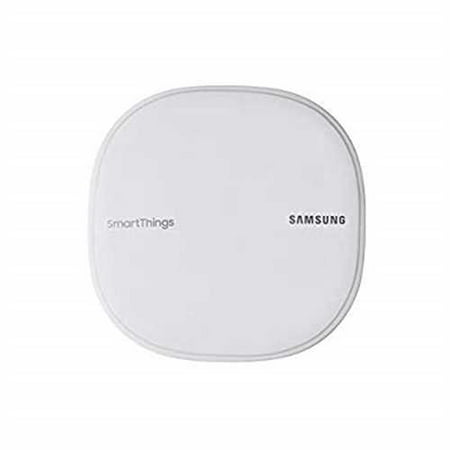 Samsung SmartThings Wifi Mesh Router Range Extender SmartThings Hub Functionality Whole-Home WiFi Coverage - Zigbee, Z-Wave,