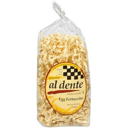 Image of Al Dente Fettuccine Egg Noodles, 12 oz