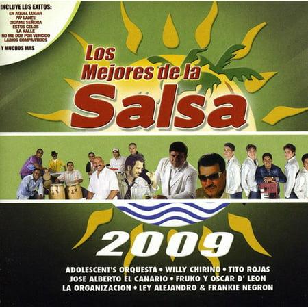 Los Mejores De La Salsa 2009 (CD)