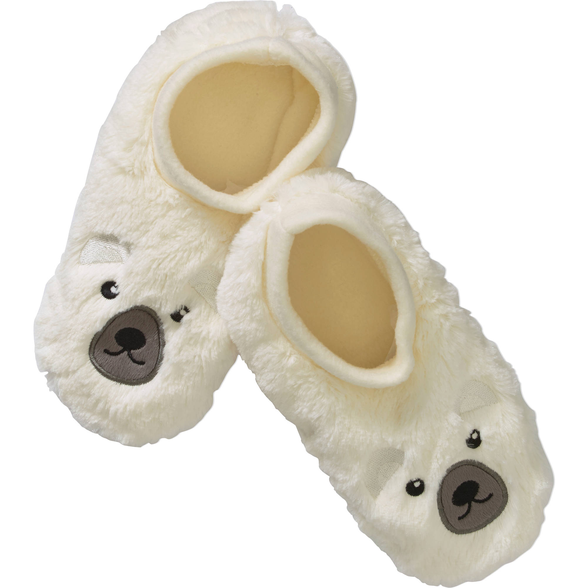 Furry Footable Critter Slipper Socks