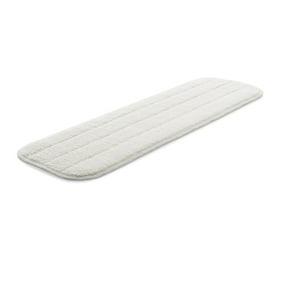 2PCS Microfibre Mop Cloth For Karcher WV2 5 Window Cleaning Machine 2.633-130.0