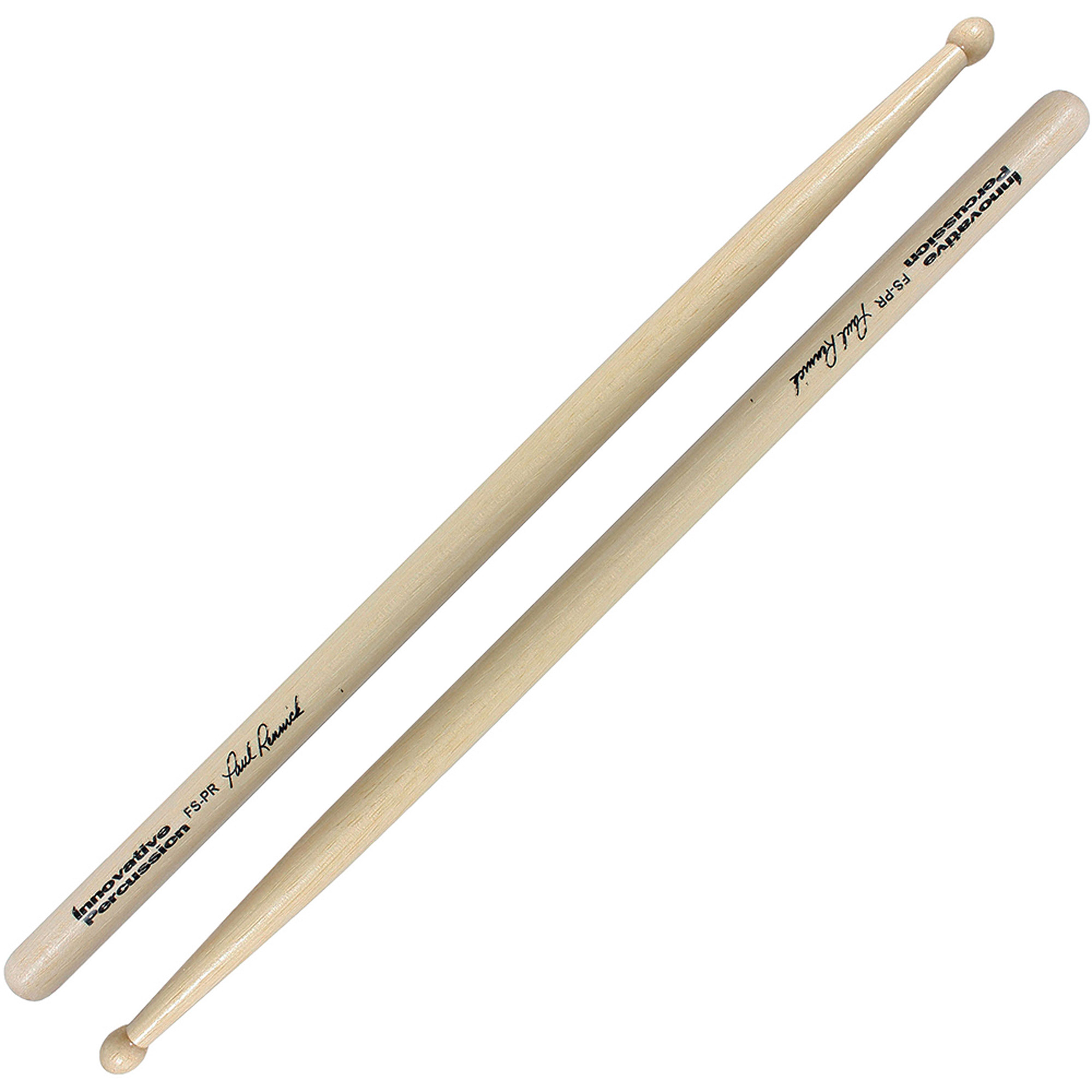 Innovative Percussion FSPR Marching Snare Field Series Paul Rennick Signature Drumsticks w... by Innovative Percussion