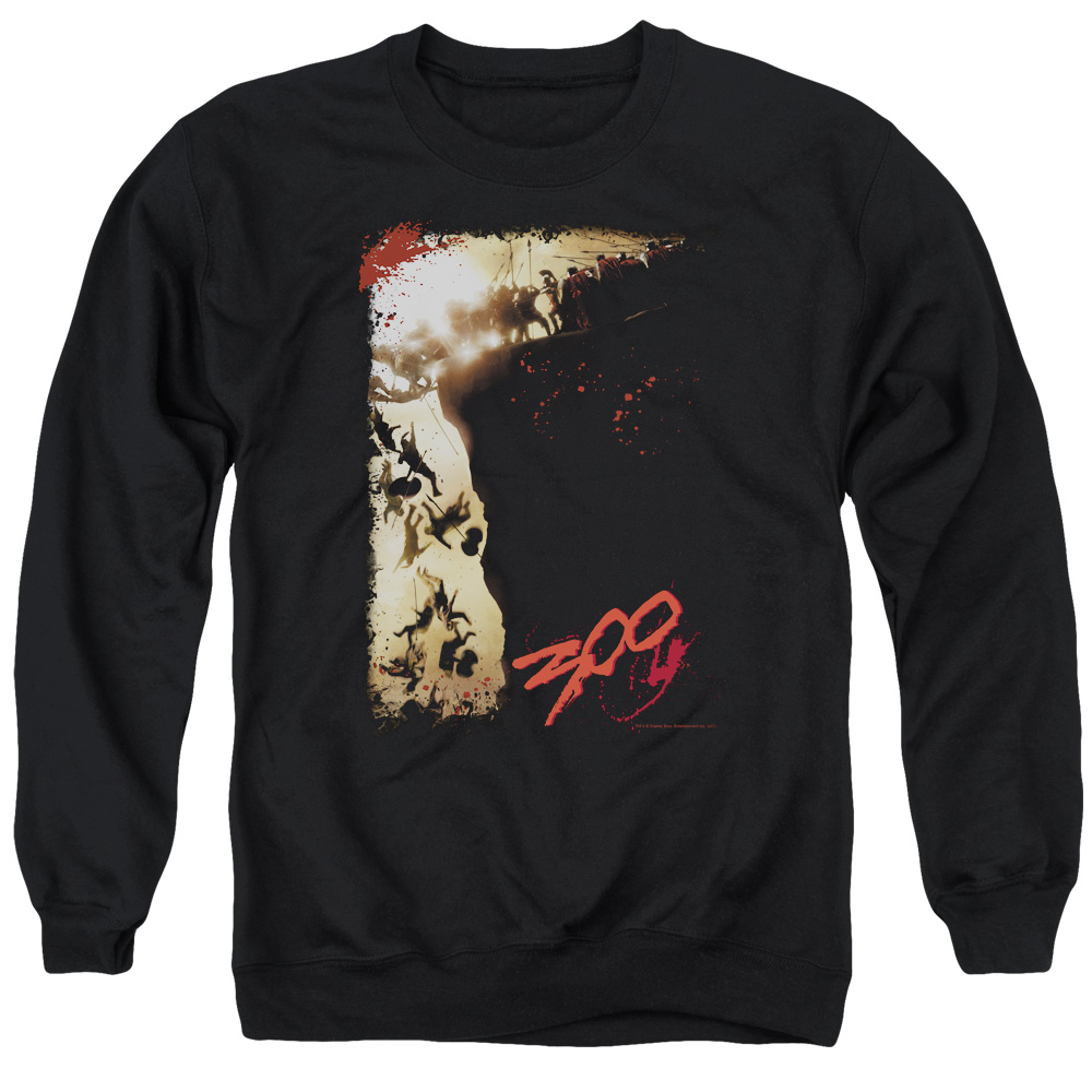 300 The Cliff Mens Crewneck Sweatshirt