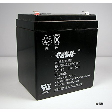 10 Pack Casil 12v 5ah 4 5ah 4ah For Cyberpower Standby